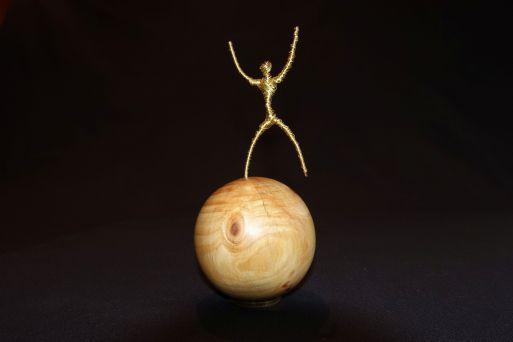 Chandrasana Apfel 6,5 cm