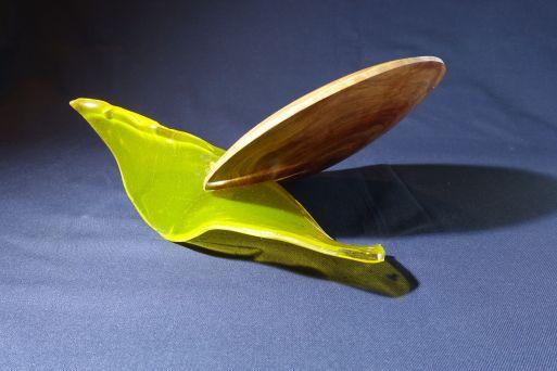 Zwetschke - Glas D 21 cm